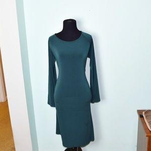 Moda International Emerald Green Dress